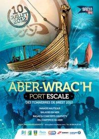 Brest 2012... et les ports d'escales Abers-10