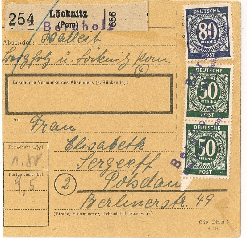 Mecklenburg - Vorpommern (OPD Schwerin) -Sowjetische Besatzungszone - Seite 3 Bergen10