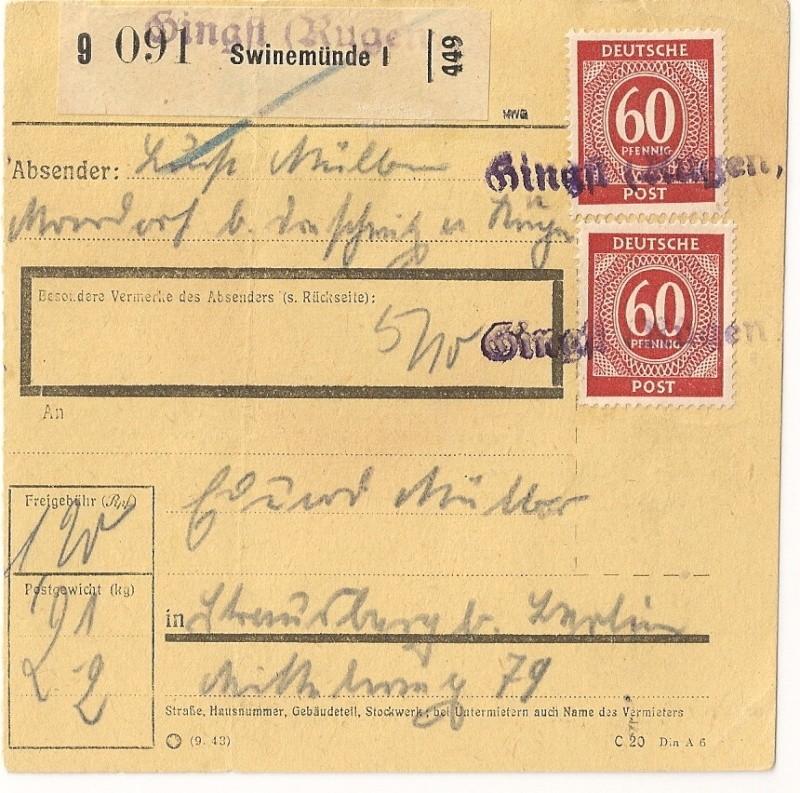 Mecklenburg - Vorpommern (OPD Schwerin) -Sowjetische Besatzungszone - Seite 3 Gingst10