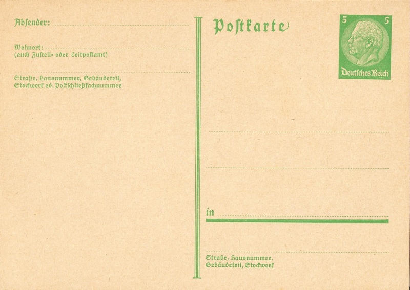 Deutsche Reichspost 1943 Scan1013