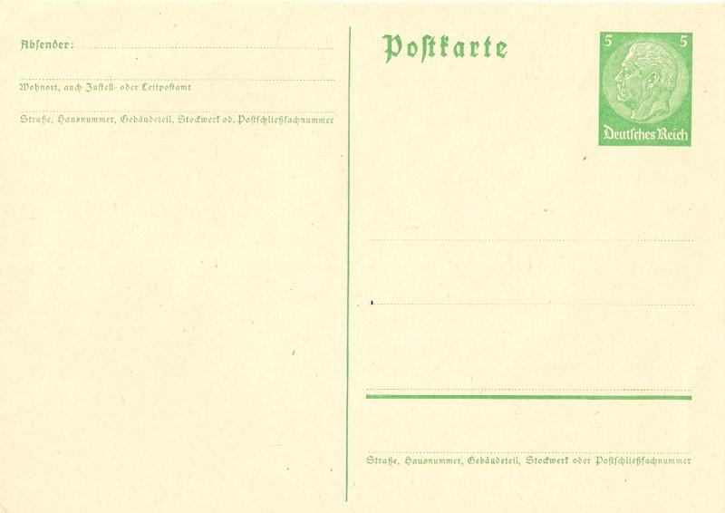 Deutsche Reichspost 1943 Scan1014