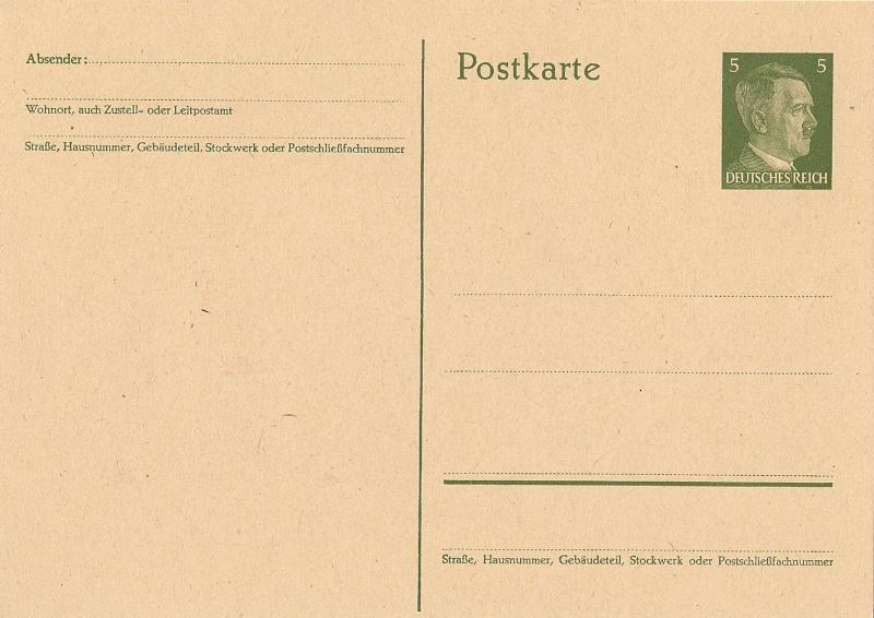 Deutsche Reichspost 1943 Scan1021