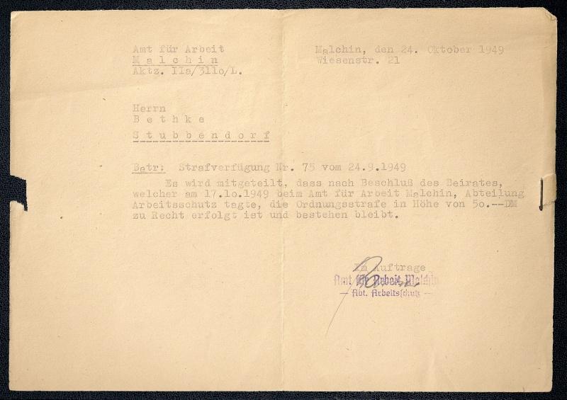 OPD Schwerin 1945 - 1952 - Seite 16 Scan1068