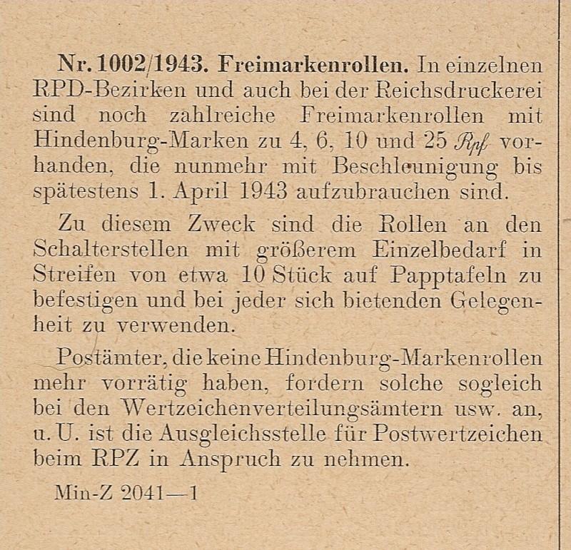 Deutsche Reichspost 1943 Scan1113