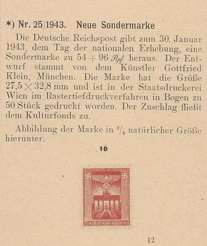 Deutsche Reichspost 1943 Scan1158