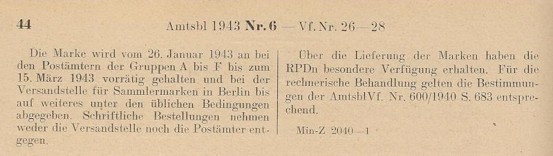Deutsche Reichspost 1943 Scan1159