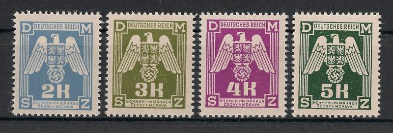 Deutsche Reichspost 1943 Scan1179