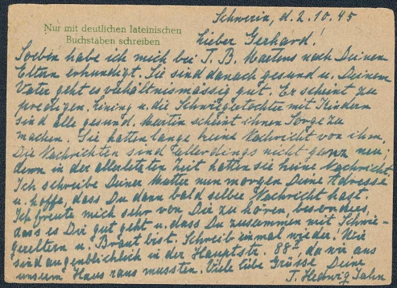 OPD Schwerin 1945 - 1952 - Seite 2 Scann129