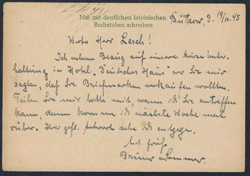 OPD Schwerin 1945 - 1952 - Seite 2 Scann135
