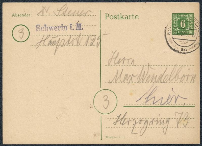 OPD Schwerin 1945 - 1952 - Seite 2 Scann136