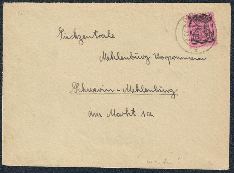 OPD Schwerin 1945 - 1952 - Seite 2 Scann138