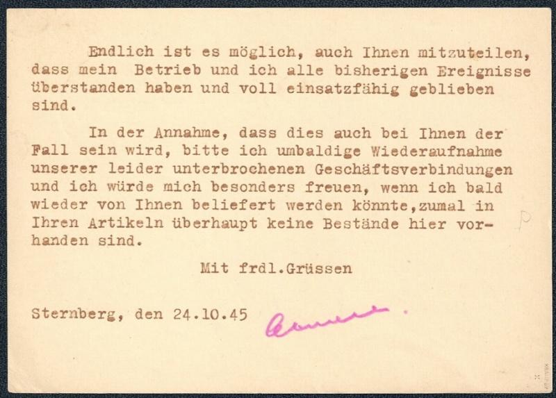 OPD Schwerin 1945 - 1952 - Seite 2 Scann166
