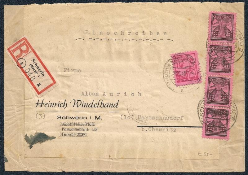 OPD Schwerin 1945 - 1952 - Seite 2 Scann173