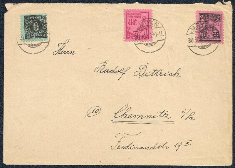 OPD Schwerin 1945 - 1952 - Seite 2 Scann176