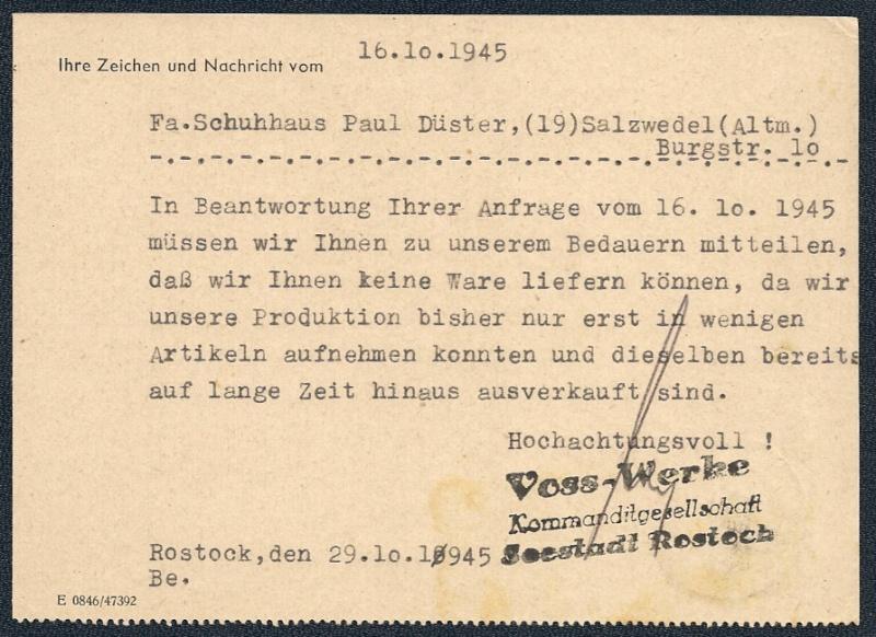 OPD Schwerin 1945 - 1952 - Seite 2 Scann184