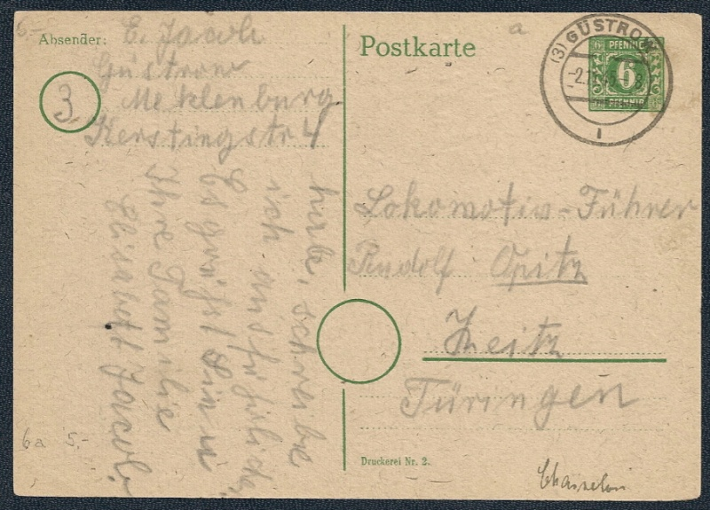 OPD Schwerin 1945 - 1952 - Seite 3 Scann189