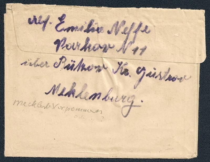 OPD Schwerin 1945 - 1952 - Seite 3 Scann192