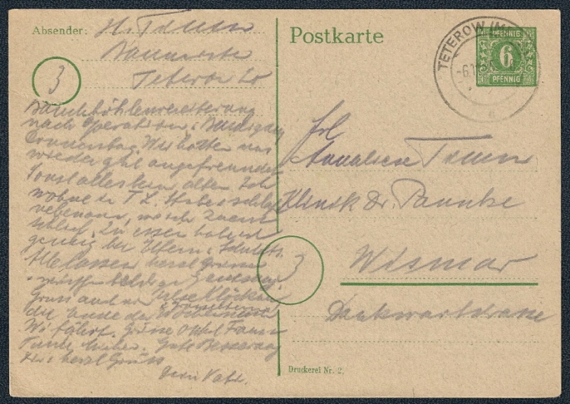 OPD Schwerin 1945 - 1952 - Seite 3 Scann196