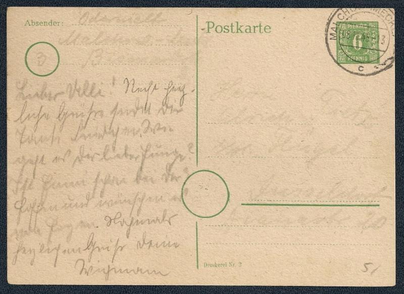 OPD Schwerin 1945 - 1952 - Seite 3 Scann199