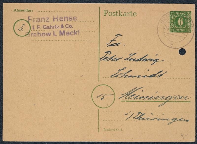 OPD Schwerin 1945 - 1952 - Seite 3 Scann225