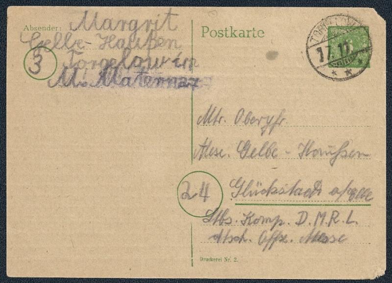 OPD Schwerin 1945 - 1952 - Seite 3 Scann230