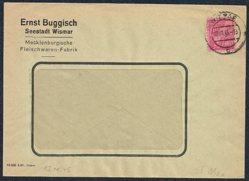 OPD Schwerin 1945 - 1952 - Seite 3 Scann232