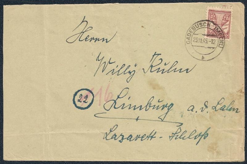OPD Schwerin 1945 - 1952 - Seite 4 Scann242