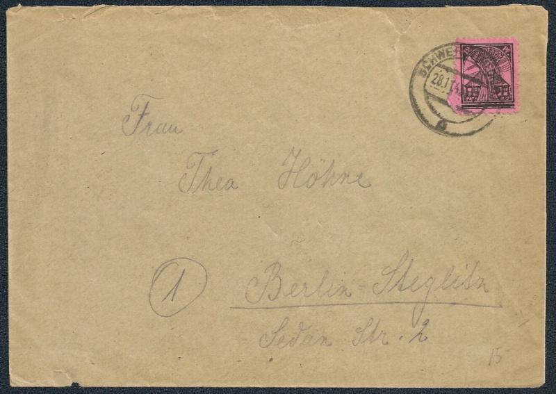 OPD Schwerin 1945 - 1952 - Seite 4 Scann250
