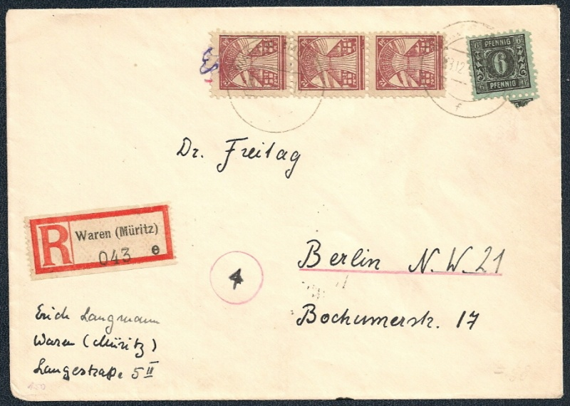 OPD Schwerin 1945 - 1952 - Seite 4 Scann281
