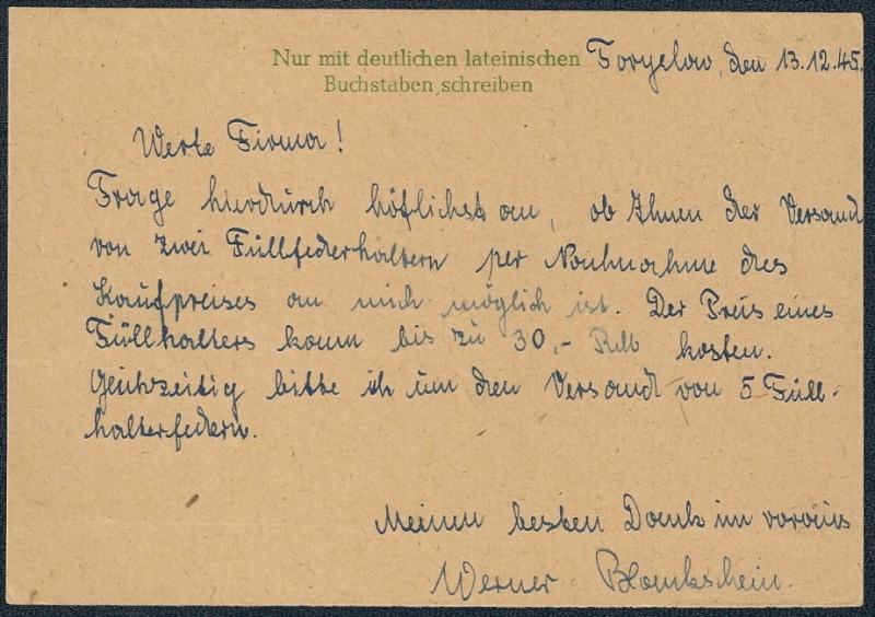 OPD Schwerin 1945 - 1952 - Seite 4 Scann292