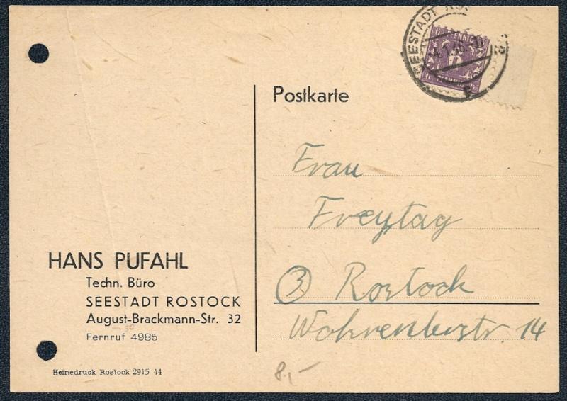 OPD Schwerin 1945 - 1952 - Seite 6 Scann345