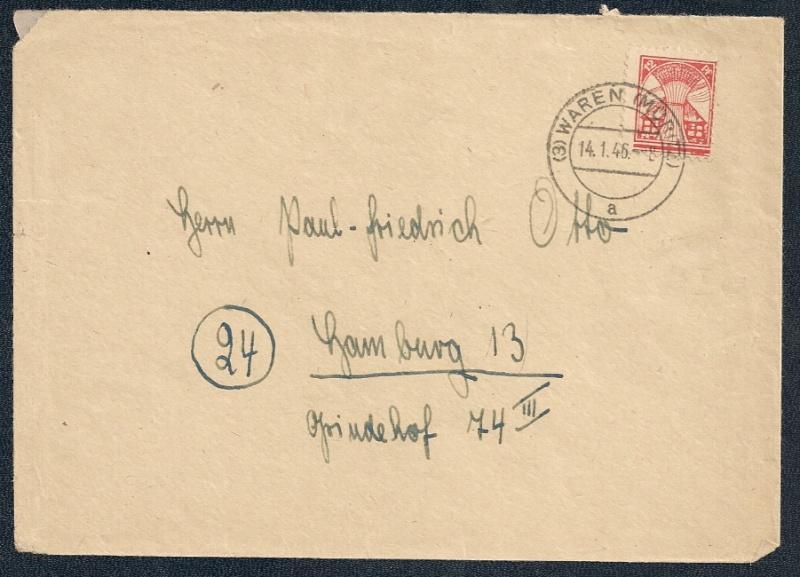 OPD Schwerin 1945 - 1952 - Seite 6 Scann357