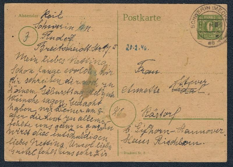 OPD Schwerin 1945 - 1952 - Seite 6 Scann368