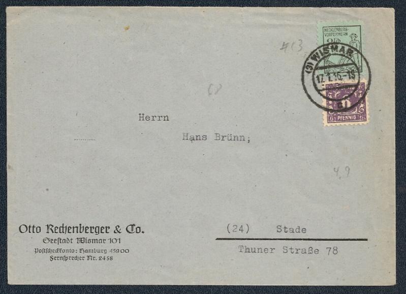 OPD Schwerin 1945 - 1952 - Seite 6 Scann370