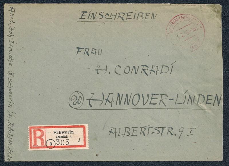 OPD Schwerin 1945 - 1952 - Seite 6 Scann388