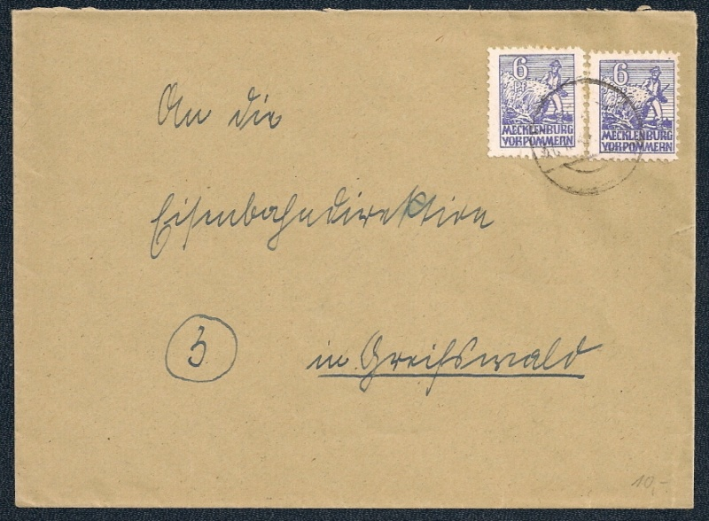 OPD Schwerin 1945 - 1952 - Seite 7 Scann393