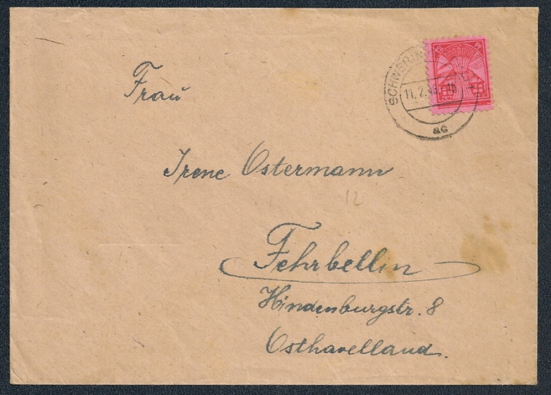 OPD Schwerin 1945 - 1952 - Seite 7 Scann418