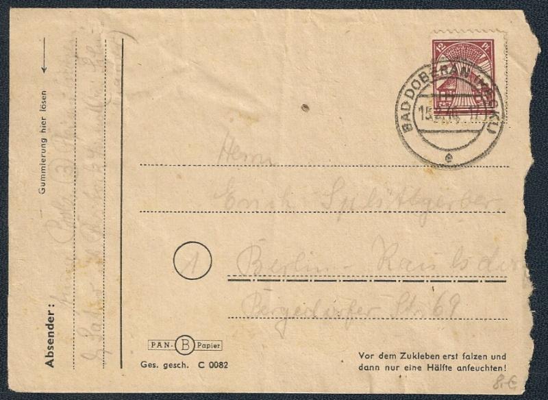 OPD Schwerin 1945 - 1952 - Seite 7 Scann422