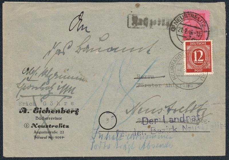 OPD Schwerin 1945 - 1952 - Seite 7 Scann435