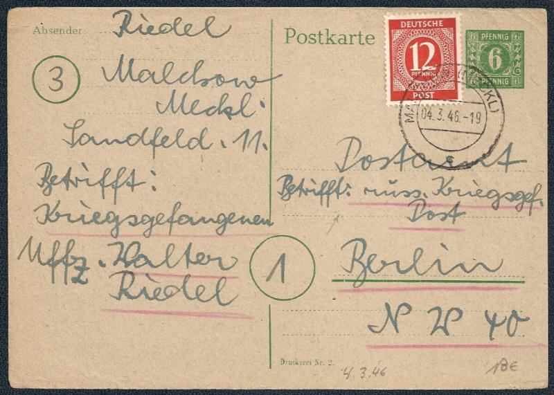OPD Schwerin 1945 - 1952 - Seite 8 Scann465