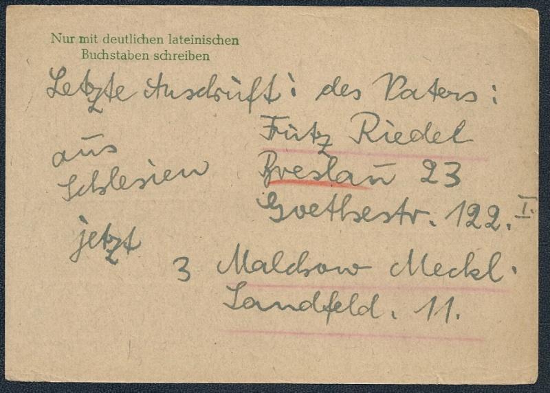 OPD Schwerin 1945 - 1952 - Seite 8 Scann466