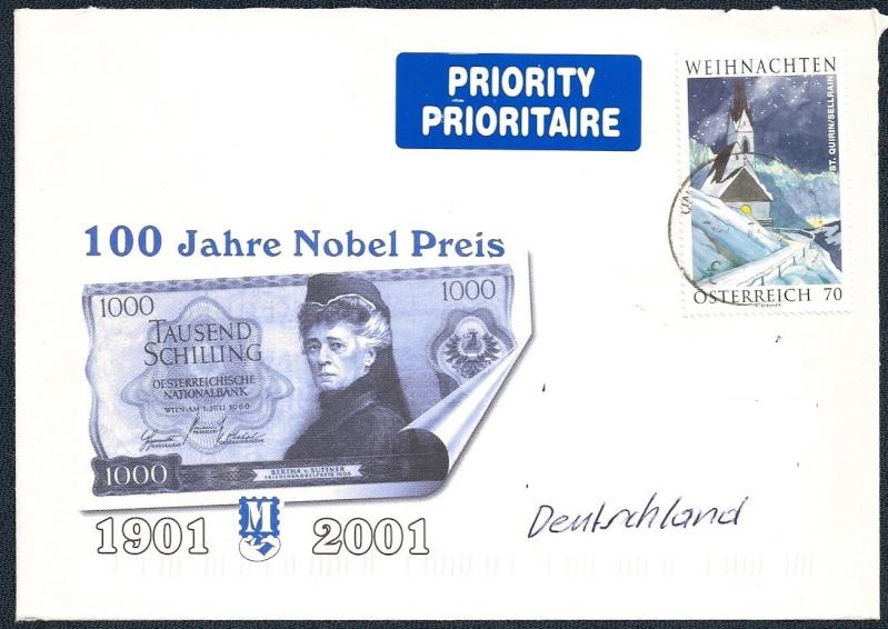 Sammlung Bedarfsbriefe Österreich ab 1945 - Seite 4 Scann490