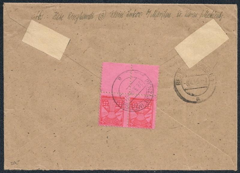 OPD Schwerin 1945 - 1952 - Seite 8 Scann515