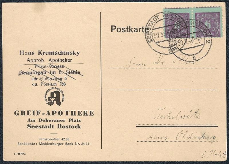 OPD Schwerin 1945 - 1952 - Seite 8 Scann516