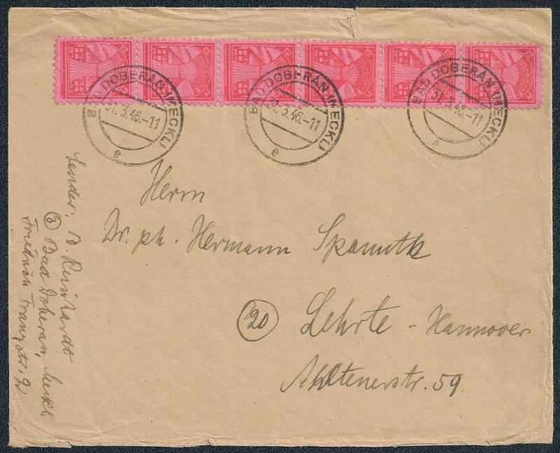 OPD Schwerin 1945 - 1952 - Seite 8 Scann518