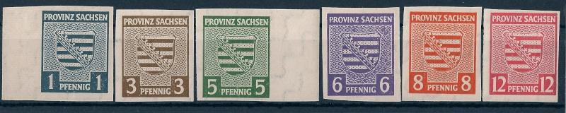 Provinz Sachsen -Sowjetische Besatzungszone Scann530