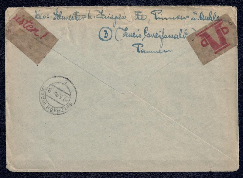 OPD Schwerin 1945 - 1952 - Seite 9 Scann543