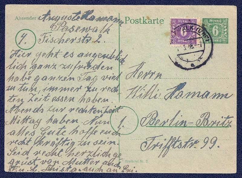 OPD Schwerin 1945 - 1952 - Seite 9 Scann545