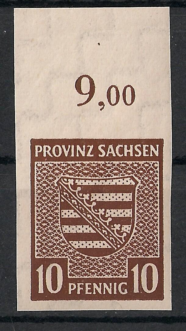 Provinz Sachsen -Sowjetische Besatzungszone Scann557