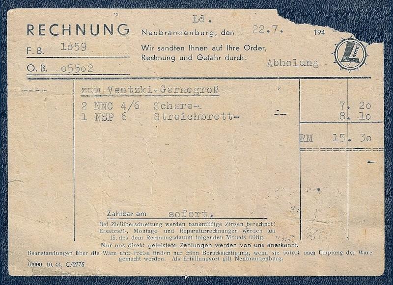 OPD Schwerin 1945 - 1952 - Seite 9 Scann569